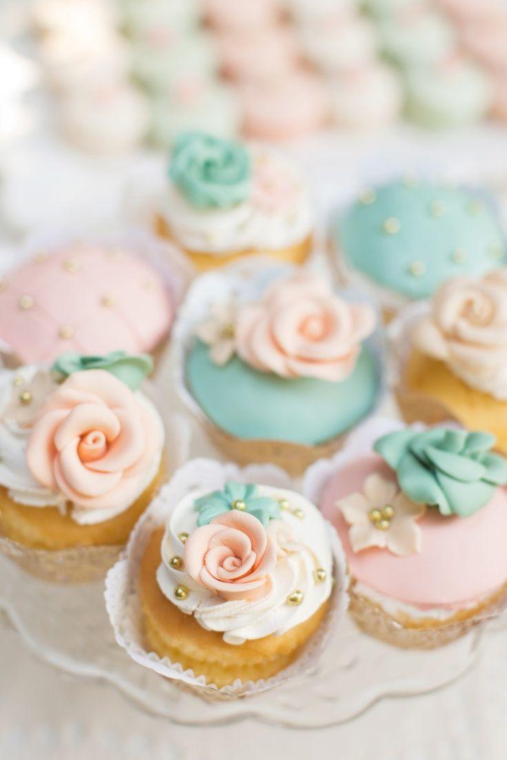Delicate Color Palette: 45 Peach And Mint Wedding Ideas ...