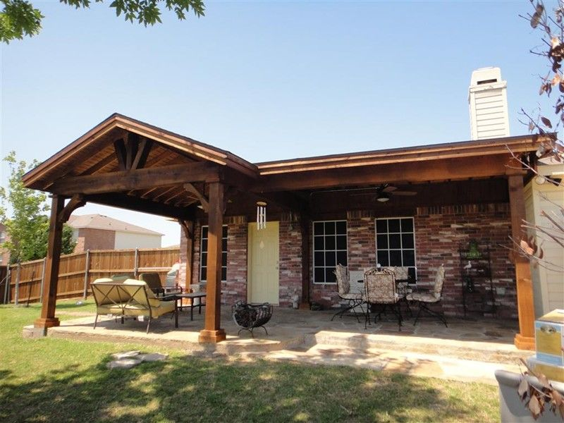 Full Gable Patio Covers Gallery   Highest Quality Waterproof Patio Covers  In Dallas, Plano And