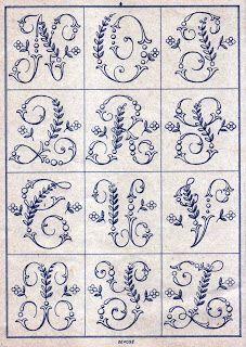 Blumen Buchstabe K Blumenmuster Kranz Alphabet Leinen Kissenbezug