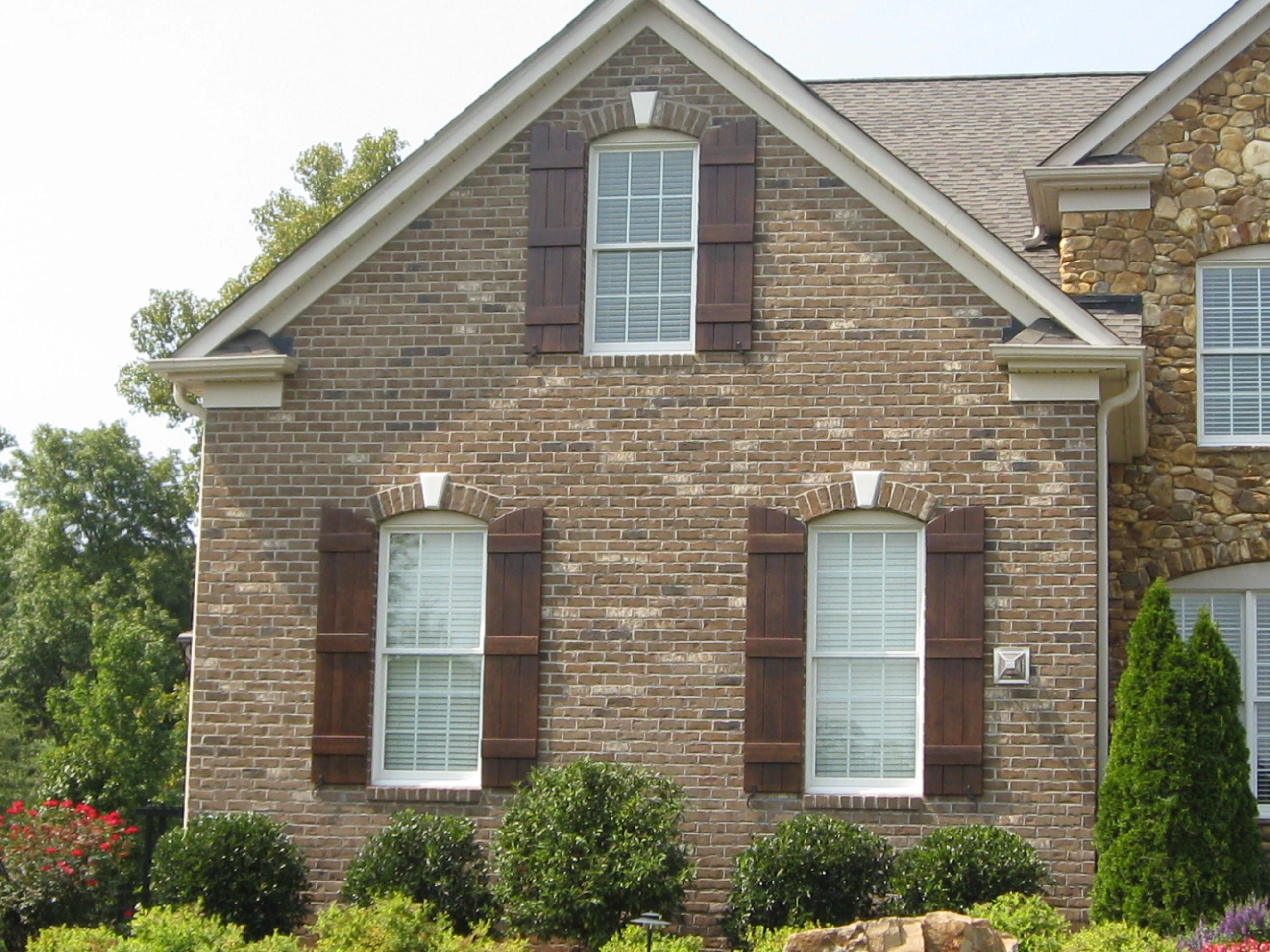 Faux Arched Windows Exterior - Yahoo Image Search Results | House ...