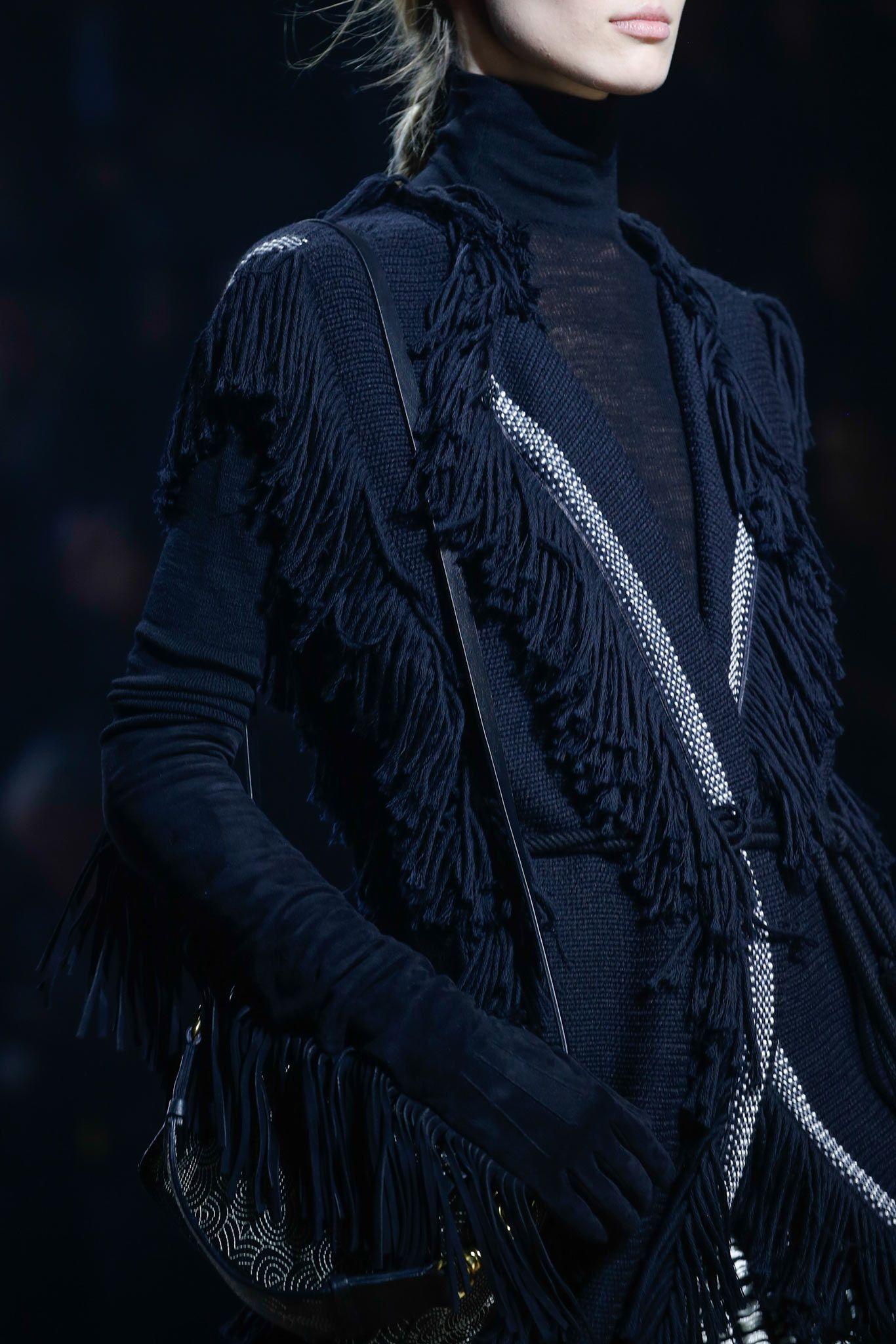 Lanvin Fall 2015 #PFW #Knitwear