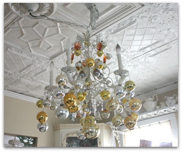 How to decorate your chandelier for christmas ornament christmas how to decorate your chandelier for christmas aloadofball Gallery