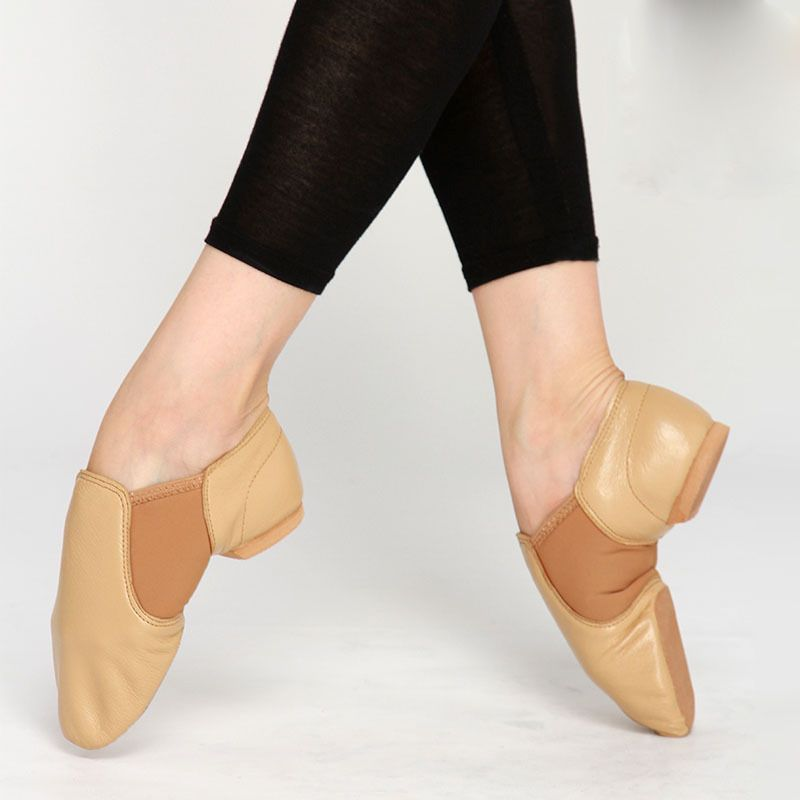 from China leather jazz shoes Suppliers