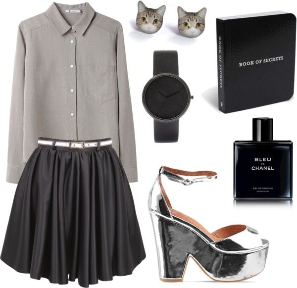 """""""Untitled #141"""" by tiger-kisses ❤ liked on Polyvore"""
