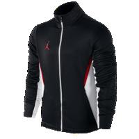 19f6d29c96b4da Jordan Team Jumpman Warm-Up Jacket - Men s - Black   White