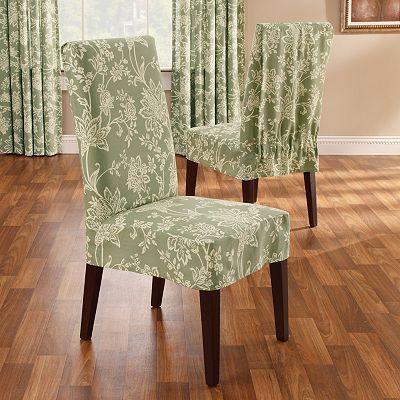 dining chair slipcover | ΔΙΑΚΟΣΜΗΣΗ ΣΠΙΤΙΟΥ | Pinterest | Stuhl ...