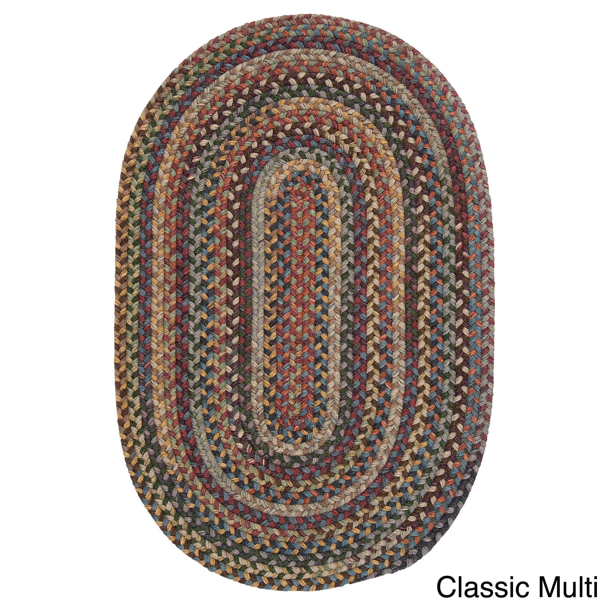 Colonial Mills Forester Braided Rug