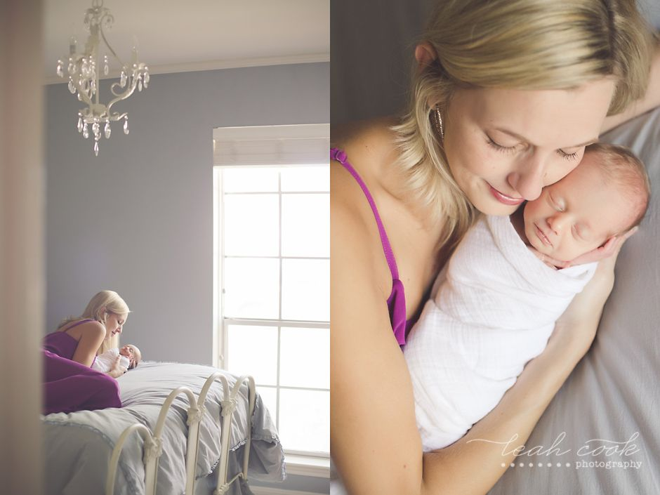 Dallas lifestyle newborn baby family childrens maternity photographer leah cook photography