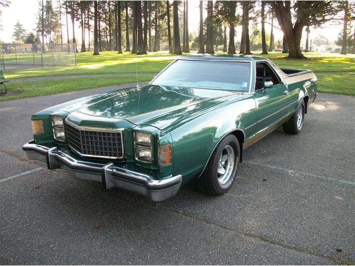 ford ranchero 1978 model