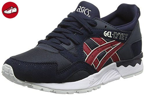 Gel-Lyte Runner, Sneakers Basses Mixte Adulte, Noir (Black/Black), 39 EUAsics