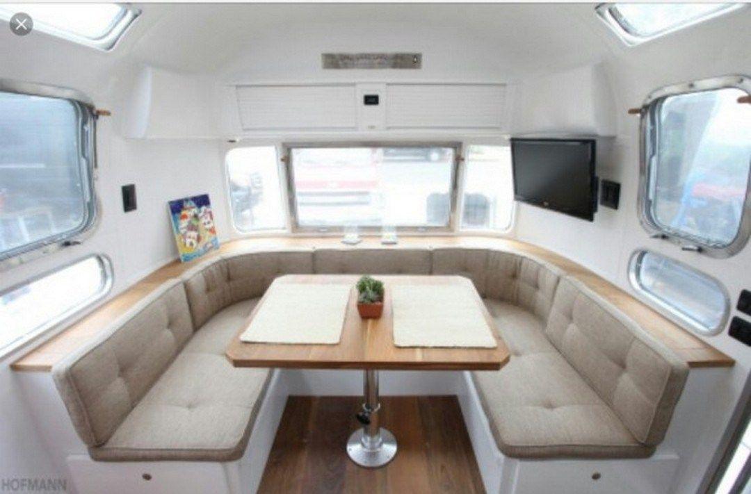 50 Modern Airstream Interior Design Ideas (41