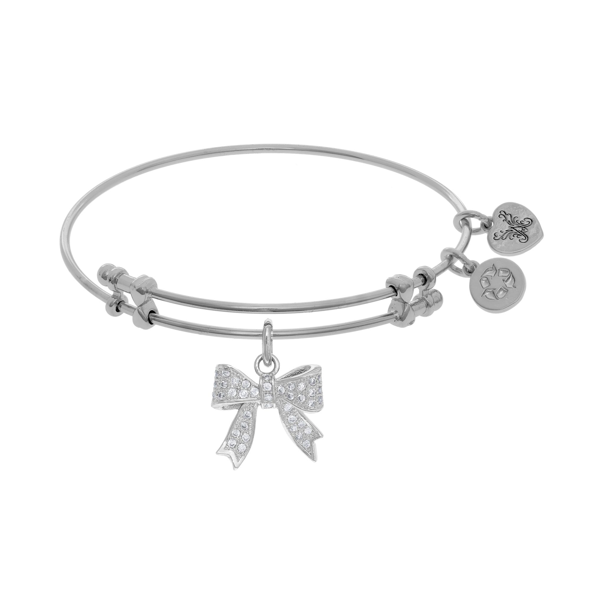 heart products tiffany co bracelet bracelets bow realreal cuff the enlarged women and jewelry