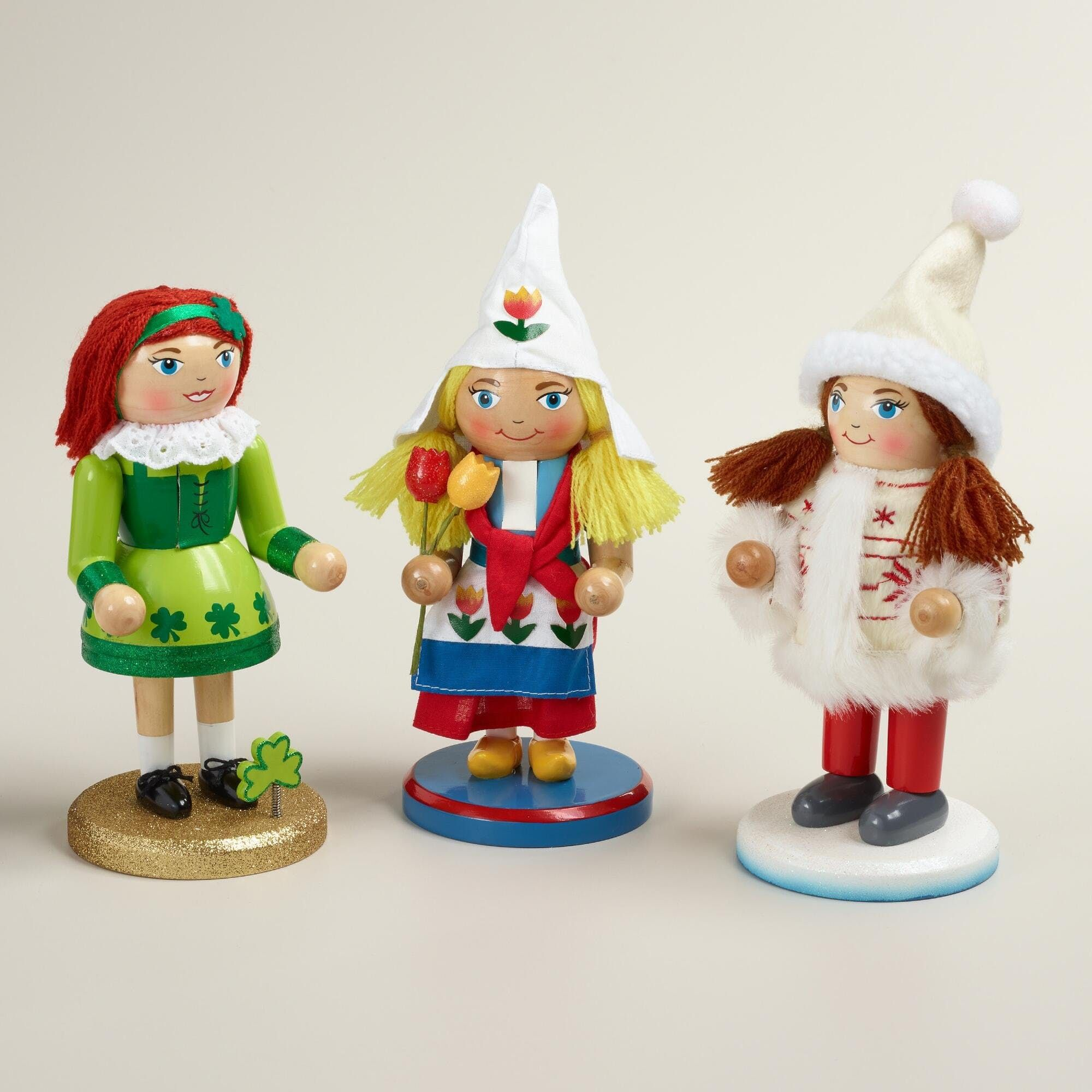 5 Traditional and 5 Modern Nutcrackers — Holidays at The