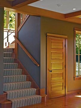 Wall Color With Oak Trim House Paint Paint Colors For