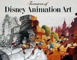 Treasures of Disney Animation Art: John Canemaker