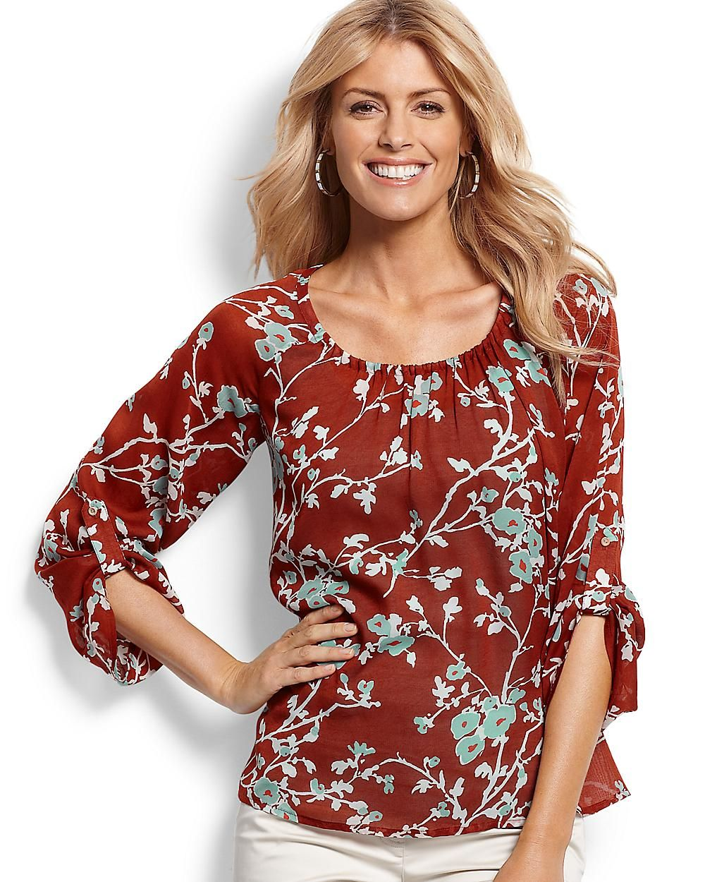 4d55381f Find the Apple Blossoms Top by Tommy Bahama at Brother's today ...