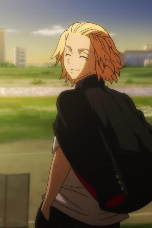 Mikey Sano In 2021 Tokyo Tokyo Ravens Anime