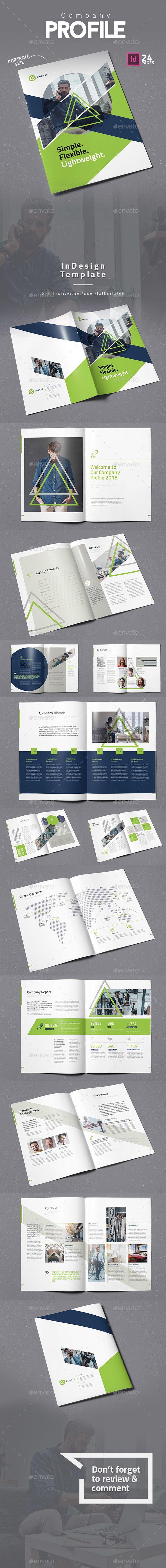 Company Profile Company Profile Brochures And Corporate Brochure - Company profile brochure template
