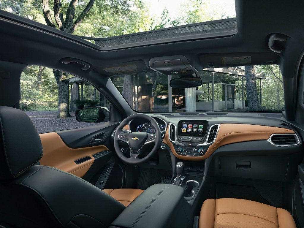 2019 Chevrolet Equinox Diesel Picture Car Review 2019