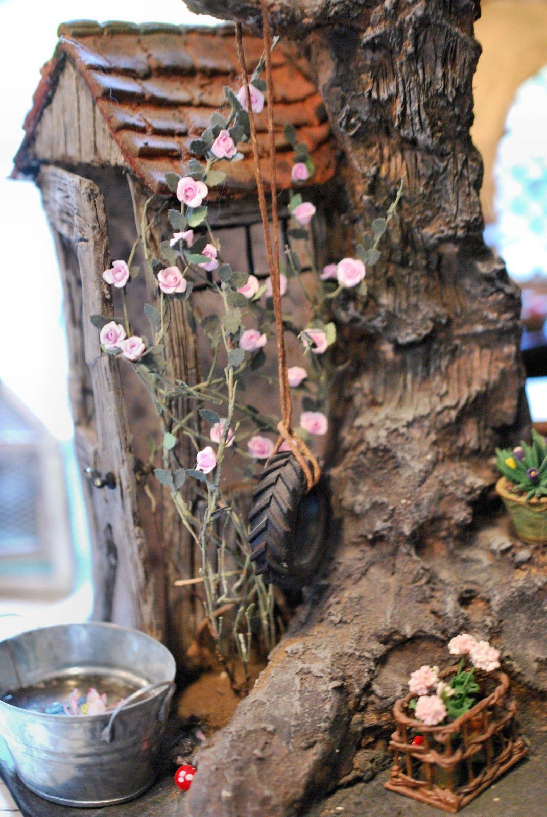 The minimice fairy houses pinterest fairy miniatures and