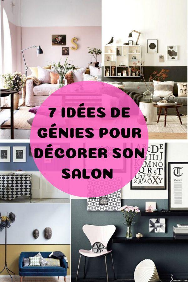 Brillantes id es pour d corer son salon en ne d pensant - Decorer sa maison virtuellement gratuit ...