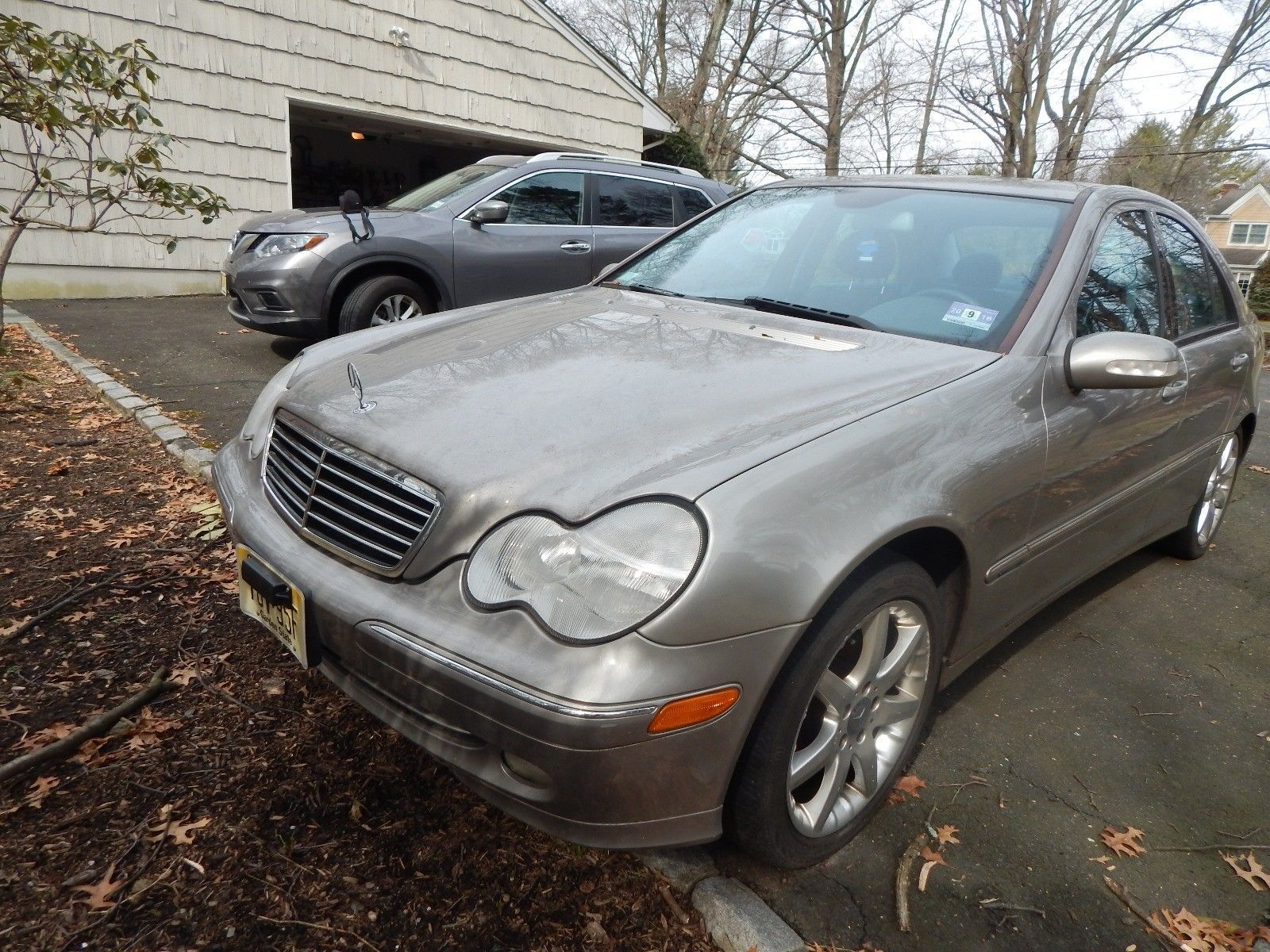 Cool Great 2004 Mercedes Benz C Class 2004 Mercedes Benz C230