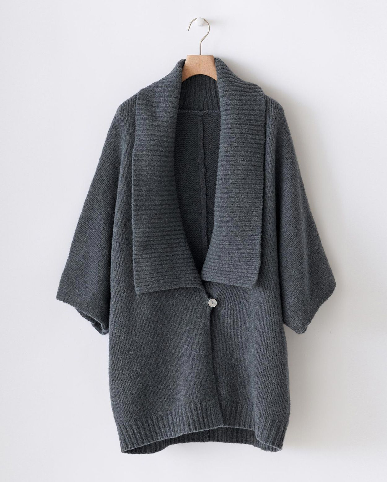 Poetry - Chunky Knit Jacket | knit | Pinterest | Sweater cardigan ...