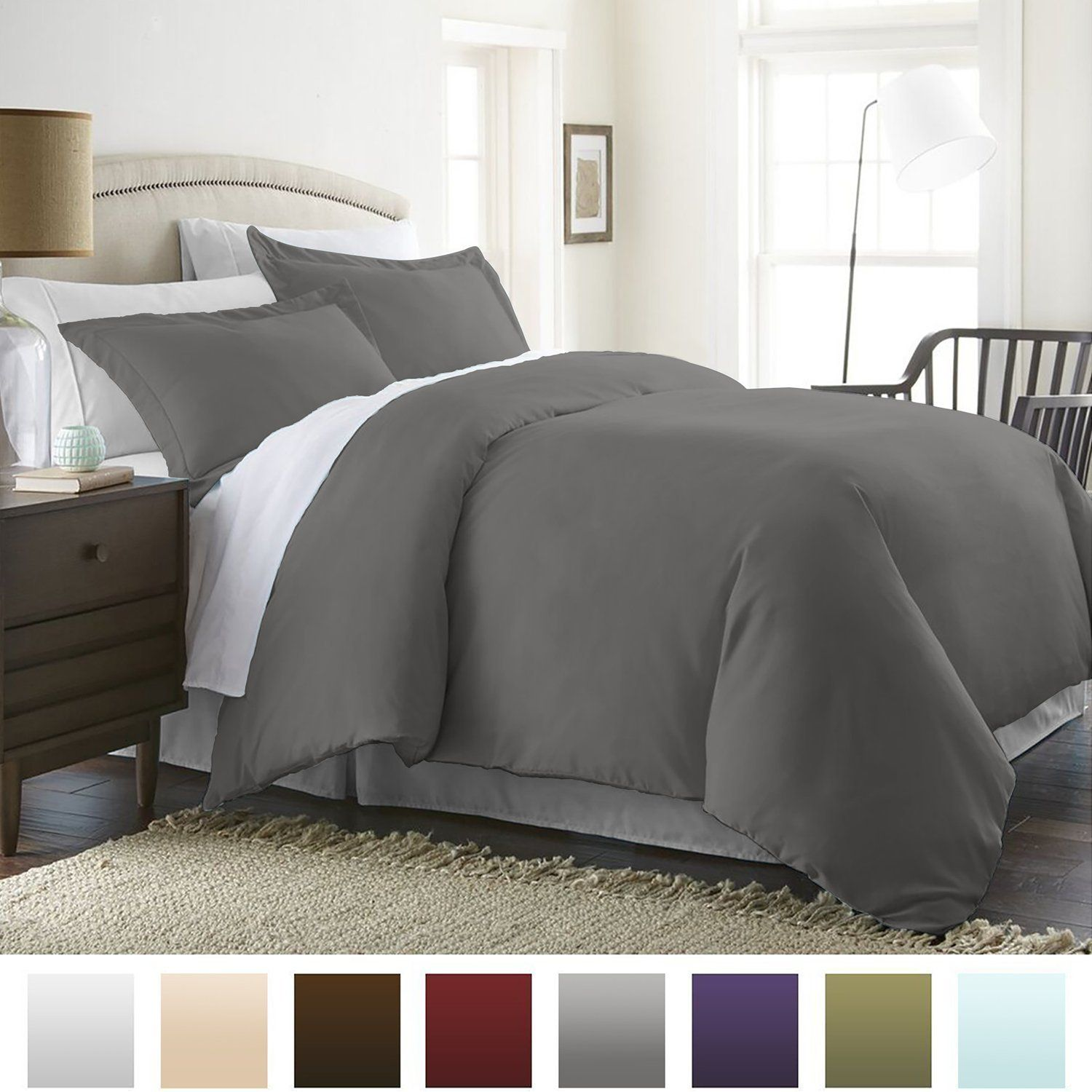 Beckham Hotel Collection Luxury Soft Brushed 1800 Series