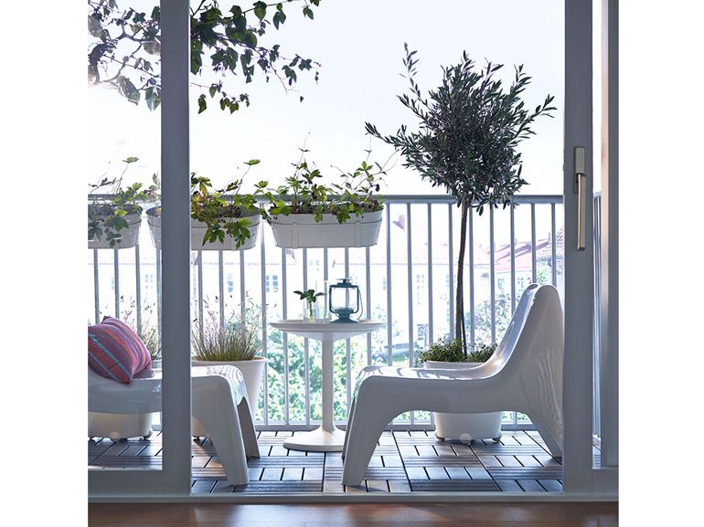 terrazzo-ikea-3 | TERRAZZE BALCONI | Pinterest | Terrazzo