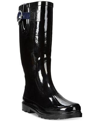 1310e525b84 Nautica Saybrook Rain Boots - Boots - Shoes - Macy s-  49.99