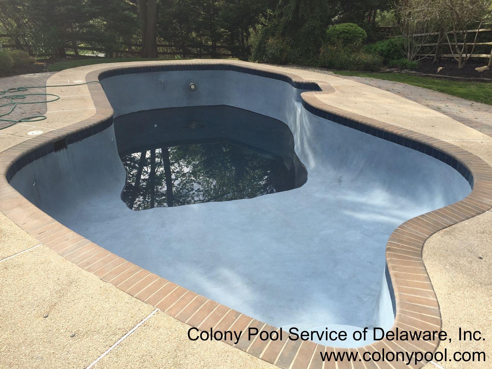 Residential Swimming Pool Repair Services Delaware De Pa Md Nj
