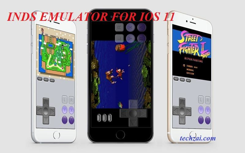 nds emulator for iphone 8
