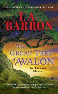 Book 3: Merlin's grandson, Tamwyn, and his friends race to stop the warlord Rhita Gawr from destroying Avalon.