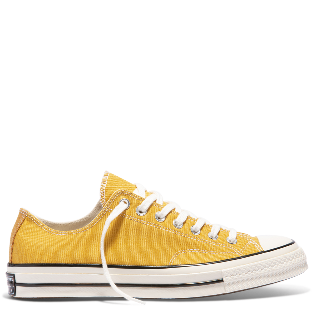 1e392047a914 Buy Chuck Taylor All Star 70 Low Top Sunflower Yellow online at Converse.  Free shipping
