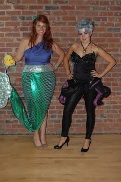 Image result for diy ursula costume  sc 1 st  Pinterest & Image result for diy ursula costume | Costumes and clothes and ...