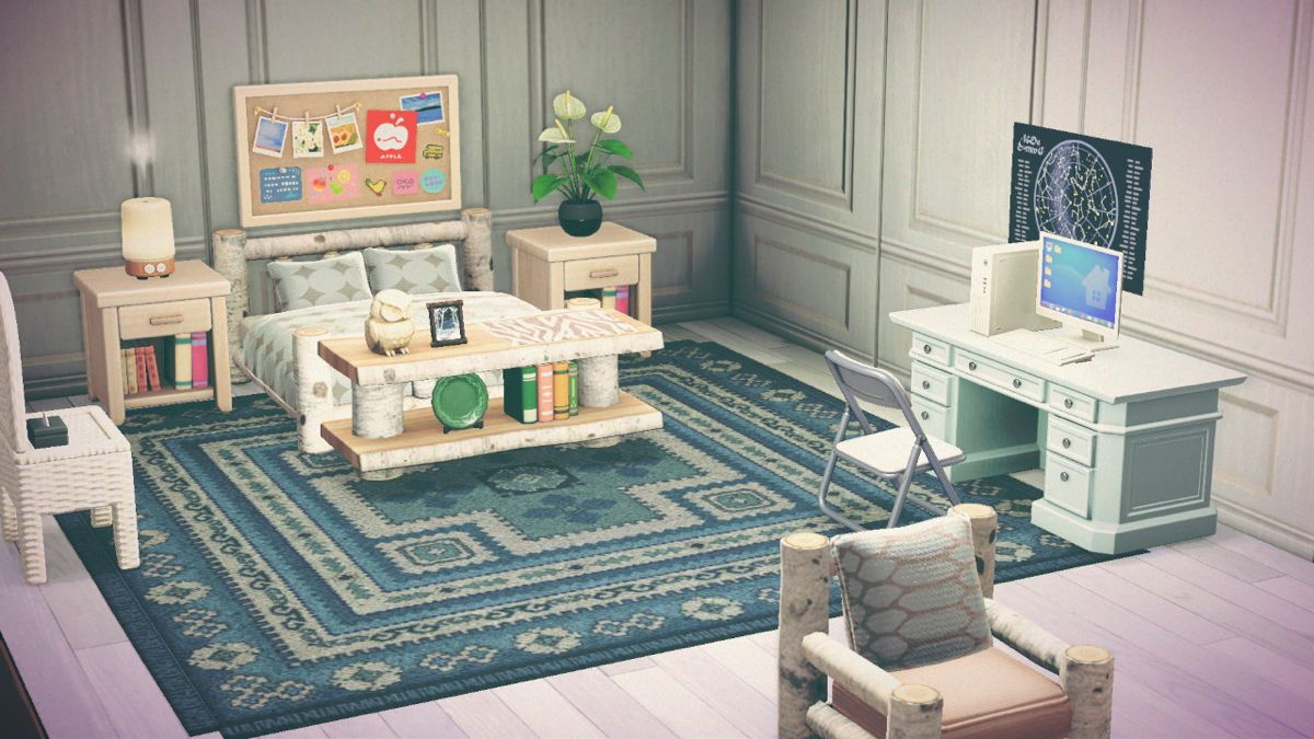 Acnh Bedroom Room Kids Rugs Decor Acnh master bedroom ideas