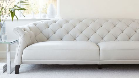 Luxe Modern Large 3 Seater Leather Chesterfield Sofa Luxury Sofa Cheap Leather Sofas Leather Chesterfield Sofa