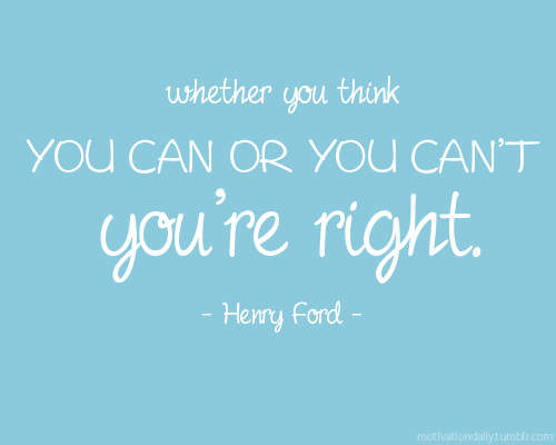 -Henry Ford