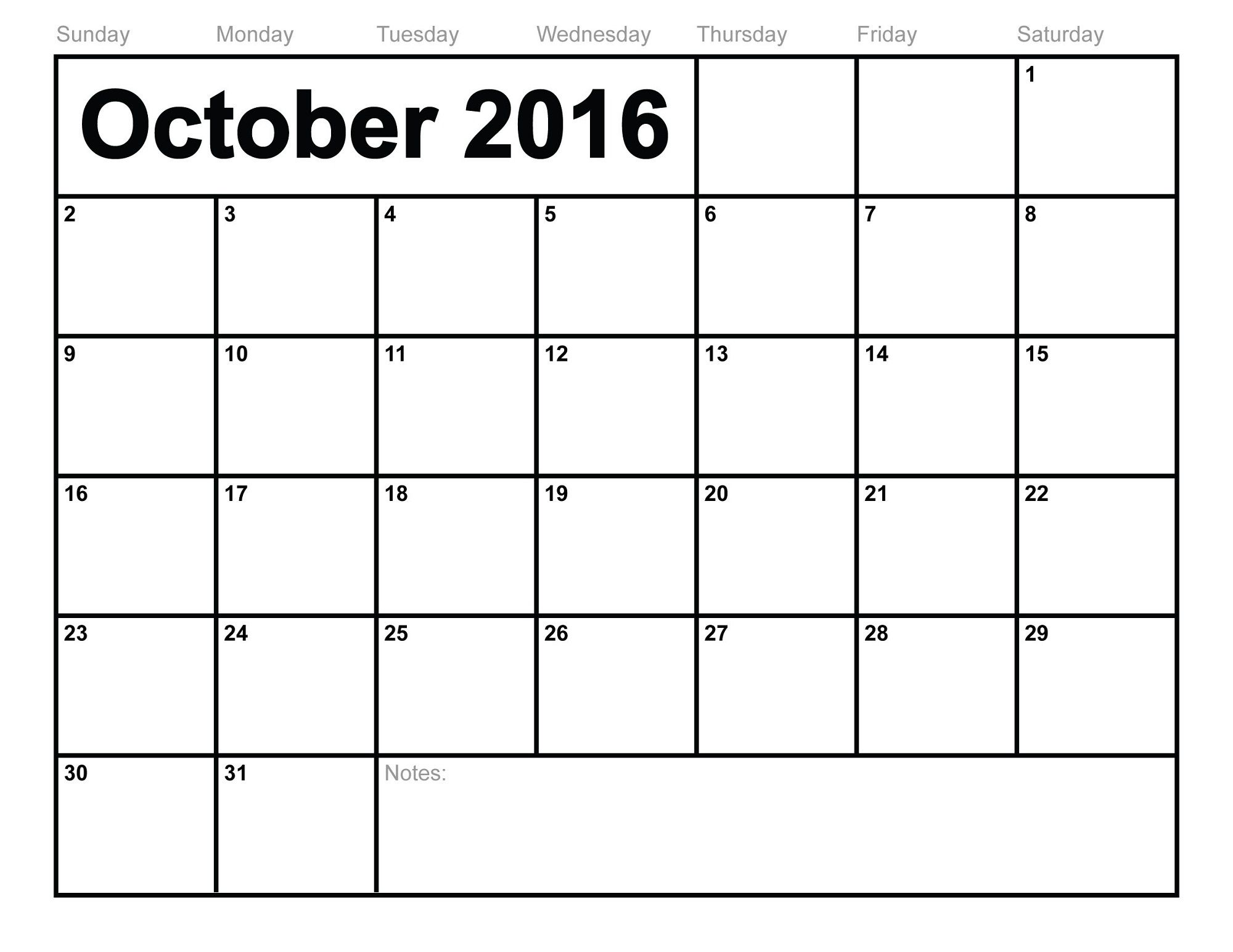 Monthly Calendar Printable  Activity Shelter  Calendar