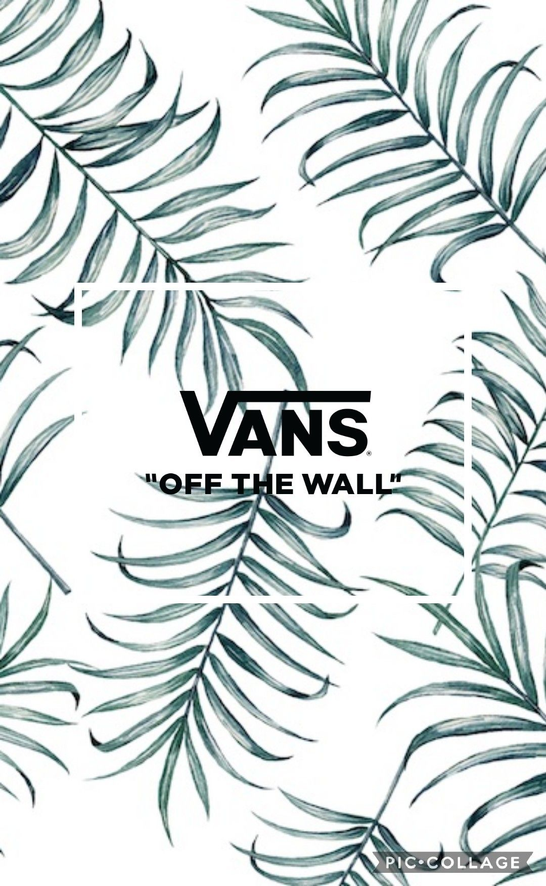 Cool Vans Logo Background Wallpaper I Hd Images With Images