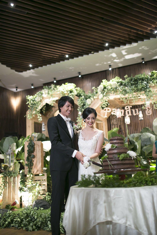 Pernikahan Tema Rustic dan Vintage di Rasa Restaurant