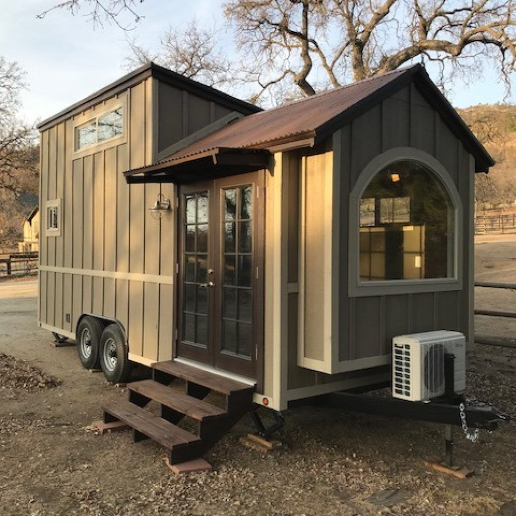 Rustic Elegance Tiny House for Sale in Tehachapi