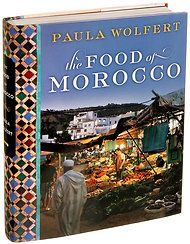 The Food of Morocco...another beautiful Moroccon book that is in my collection.