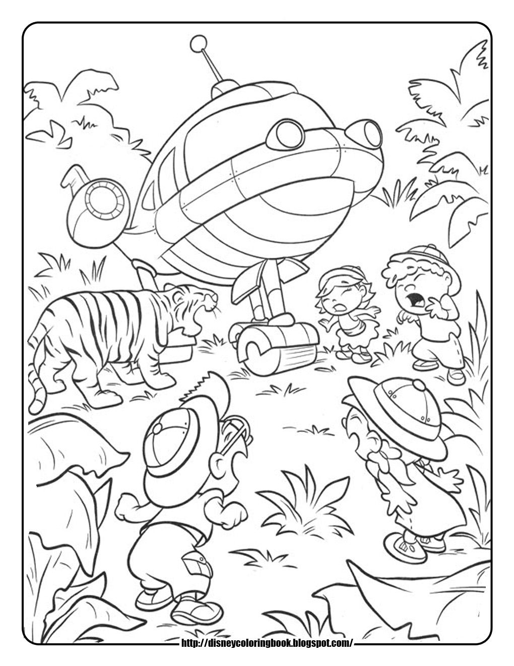 Little einsteins coloring games online - Download Or Print This Amazing Coloring Page Cartoon Little Einsteins Coloring Pages To Print Picture