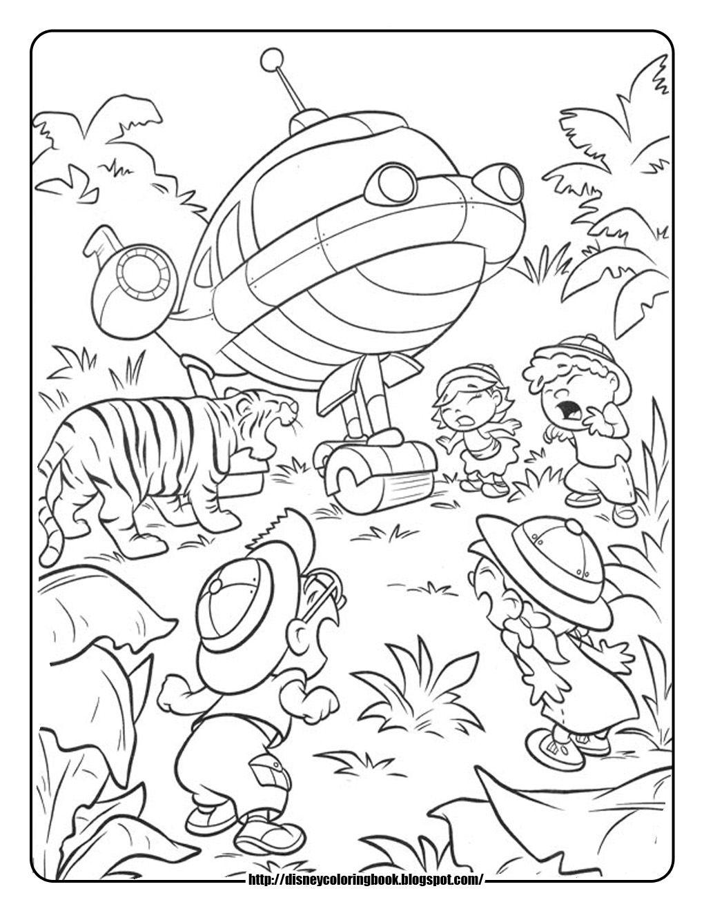 Épinglé par LMI KIDS Disney sur Disney : coloring pages & games