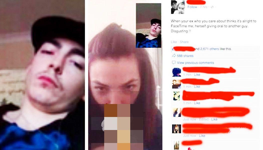 Ex Girlfriend Revenge Your