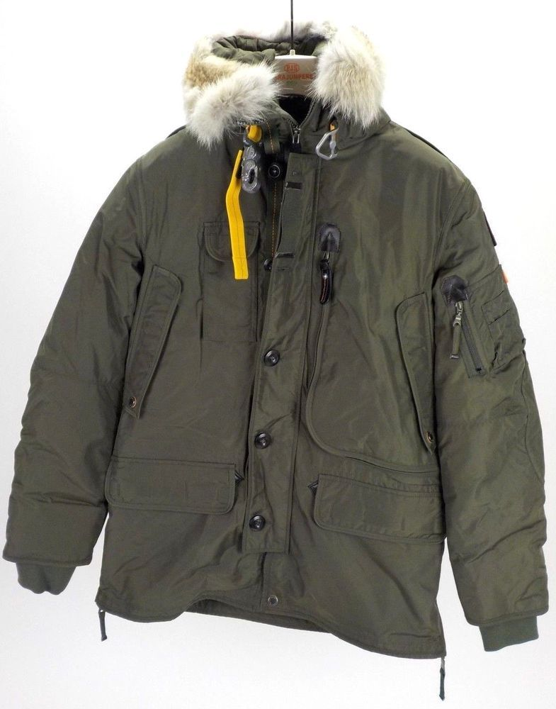 parajumpers jacket ebay