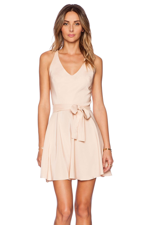 REVOLVE clothing amanda uprichard silk dress | Dress | Pinterest ...