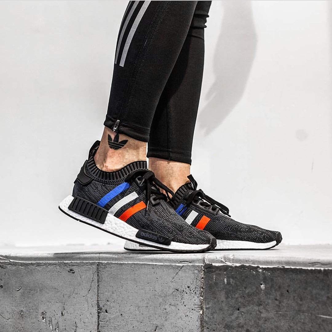 Restock Adidas Nmd R1 Pk Tri Color Comes In Add Only A Small