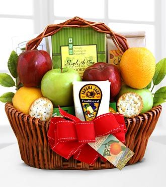 Gift Baskets @ The Flower Company